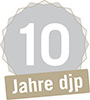 10 Jahre djp