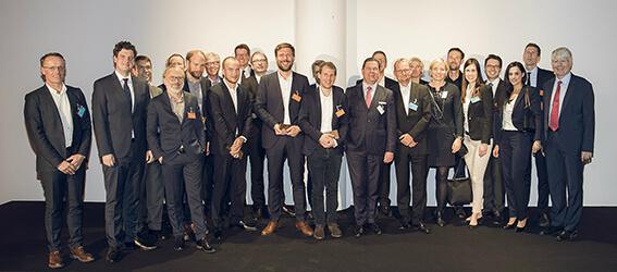 Preisträger, Juroren, Partner und Förderer des djp 2017
