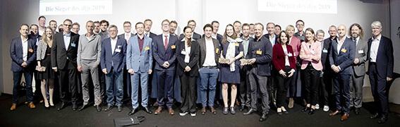 Preisträger, Juroren, Partner und Förderer des djp 2019